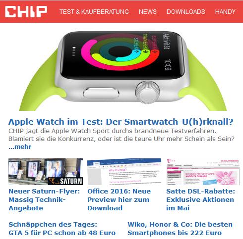 Chip.de entmüllt - FreeStyler.WS
