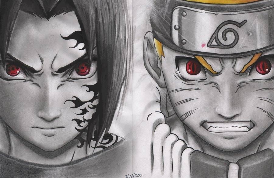 Naruto dating sim endings sasuke
