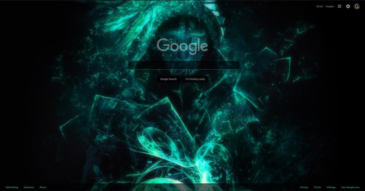 dishonored google theme freestyler ws