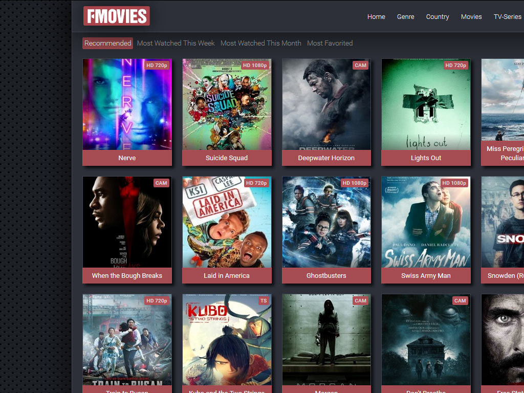 Fmovies - If You Plan To Stream Movies You Might Want To Check Fmovies For Better And Safer Viewing This Website Will Offer You A List Of Recent Movies That Are