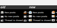 Thread Icons