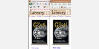 Comparison of Safari and Firefox