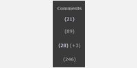 Comment Links (Front Page)