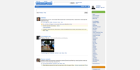 FriendFeed Homepage