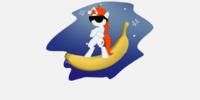 Space Banana 404