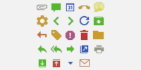 Light theme (less saturated) icons