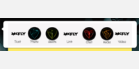 McFly Dashboard Icons