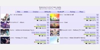 osu! - Beatmap Listing
