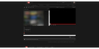 Video editor page