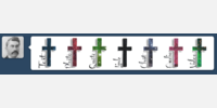 60483 Hipster Cross Icons for Tumblr Dashboard