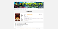 Torrent info page
