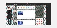 Xiumin Tumblr Dashboard