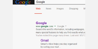 A search of google, woo!