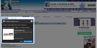 like widget on external website