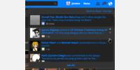 notifications menu