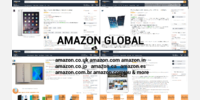 Every amazon website is supported!