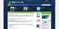 MyDealz Hauptseite (Stylish)