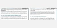 comparaison texte articles
