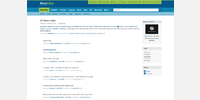 Comments page in Light Mode