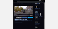 The Digg Video Page