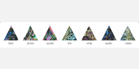 Bismuth Post Icons