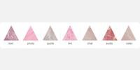 Rose Quartz Post Icons