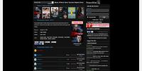 Movie description page