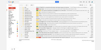 Gmail before: unhappy