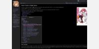 novel main page