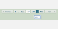 Comment page selector.