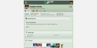 User profile - Mobile