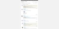 Forum Content List