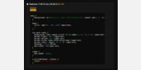 Spoiler, open spoiler and code