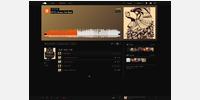 Playlist page