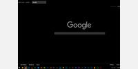 Super Flat Black Google