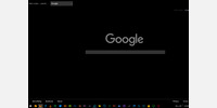 Super Flat Black Google