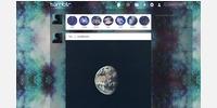 Blue Supernova w/ Uranus Home Button