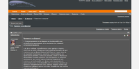 With the style applied - custom CSS skin