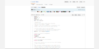 This is how github would normally look.