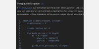 Wikipedia unhighlighted code
