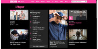 IPlayer Landing Page
