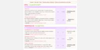 Фиолетовый стиль для форума