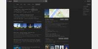 web search page