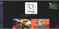 Qwant Junior - Home