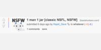 NSFW Icon