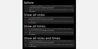 "With ""Slack Night Mode (Black)"""