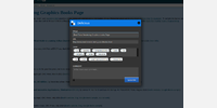 Link Add/Edit dialog