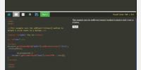 Tryit Editor v3.3