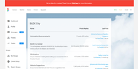 BLOX City Topic page