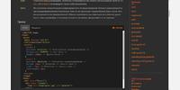 Подсветка кода